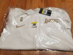 Los Angeles Lakers Nike 2020 Nba Finals Champion Ring Therma Flex Full Hoodie