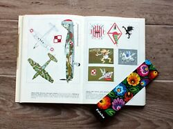 Polish Airplane Colours 1918-1980 Emblems Signs Camouflage