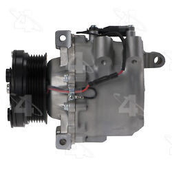 A/c Compressor And Clutch- New Four Seasons 158551