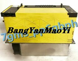 Fedex Dhl A06b-6141-h022h580 Spindle Drive Amplifier In Good Condition