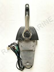 Remote Control For Yamaha Outboard, 704-48205-p1, Key And 19 Feet Cable.