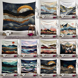 Large Tapestry Wall Hanging Bedroom Bedspread Beach Throw Covers Home Decor