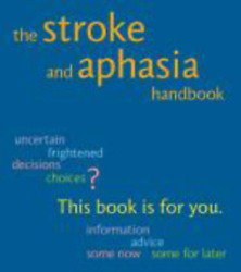 Parr Oound Byng Moss Long-stroke And Aphasia Handbook The Book Neuf