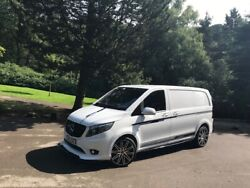 Mercedes Vito V Class Body Kit Swb Or Lwb Made In Plastic Also Fits W447 V Class