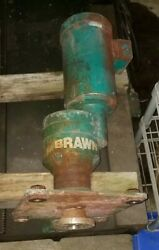 Brawn Bgmf-300 Explosion Proof Gear Drive Industrial 3 Hp Mixer And Shaft