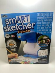 Smart Sketcher Projector Ssp213 Learning And Creative Sketch Toy New