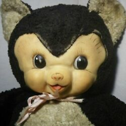 Rarerushton Rubber Face Doll Chubby Tubby 50andrsquos Large Size Vintage Antique Doll