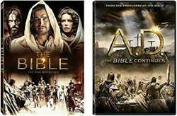 The Complete Bible Miniseries Dvd Collection - The Bible The Epic Miniseries /