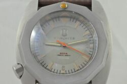 Vintage Vdb Automatic Men's Watch 2014 Titan 1 13/16in Very Rare Nice Condition