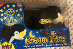 Playful Penguin . Dream Lites. Mini. Pillow Pets. New In Box.