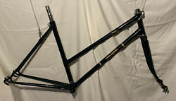 Sears Free Spirit Greenbriar Bicycle Frameset 26 Inch W/ Fork And Seatpost