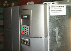 Siemens Micromaster 430 55 Kw Unfiltered 6se6430-2ud35-5fa0