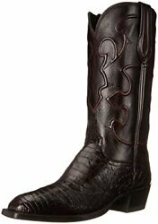 Lucchese Bootmaker Menand039s Charles Western Boot - Choose Sz/color