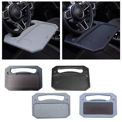 Truck Car Steering Wheel Tray Desk For Snack Dining Fits Most Vehicles
