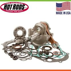 New Hot Rods Complete Bottom End Crank Kit For Suzuki Dr-z400s 400cc, 05-13