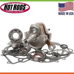 New Hot Rods Complete Bottom End Crank Kit For Arctic Cat 400 Dvx 400cc 0...