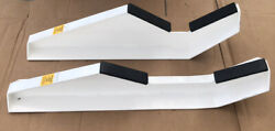 Complete Set Of Marquipt Cantilevered Dinghy Chocks For Zodiac 350 Jet