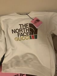 Nwt Sold Out X The Crew Neck Sweater Sweatshirt S Fits Like M