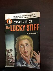 The Lucky Stiff By Craig Rice
