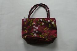 Vintage amp; VERY COLLECTABLE ....the Handbags is from the 80s 90s Purple Floral $26.50