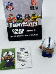 Nfl Teenymates 2020 Color Rush Series 8 Andrew Luck Colts