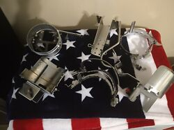 Brother Prcf3 3pc Cap Equipment And Gen 3 Hooptech Pieces. Read Description -