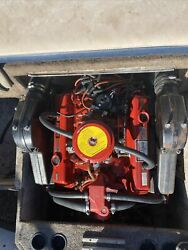 Volvo Penta 225d Motor Parting Out 1 Part @ Time After Agreement Bayliner Cx225