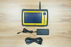 Trimble Yuma 2 Tablet W/ Field Link Structure 2.4ghz Robotic Total Station Rts