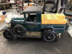 Top Notch Jim Beam Decanter Parkwood Supply Co 1928-29 Model A Pickup Truck