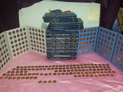 Usa Special Great Penny Collection 149 Coins 1954/2020 P D Includes 82and039s2009and039s
