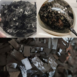 6/10/20mm Carbon Fiber Block Flake Chopped Filament For Forged Decorate