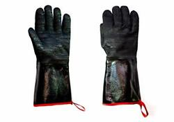 Bbq Grill Insulated Extreme Heat Resistant Cooking Gloves 13 Inch Long One Size