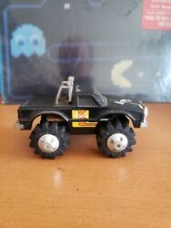 LJN Rough Riders Black Jeep Honcho Pickup Tested Works.