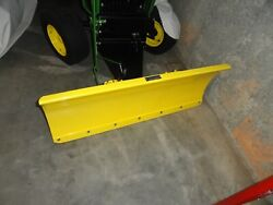 John Deere Snow/dirt Blade. 110--216 And Others. Local Pickup