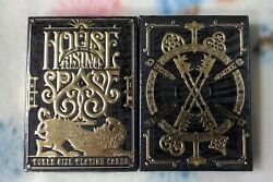 1 Deck The House Of The Rising Spade Cartomancer Playing Cards-s103049291-甲c3