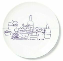 Jonas Wood Fruit Plate Edition Of 175 Digital Signed Sold Out