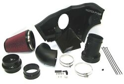 Roto-fab 10161056 Cold Air Intake Kit Oiled Filter For 2017-21 Chevy Camaro Zl1