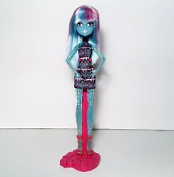 Monster High Create A Monster Blob Blue Ice Girl Cam Doll Mattel