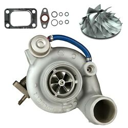 Rct Stock Replacement Turbocharger With Billet Wheel For 03-04 Ram 5.9l Cummins