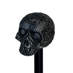 Factory James Bond Spectre Day Of The Dead Skull Cane 11 Prop Replica New