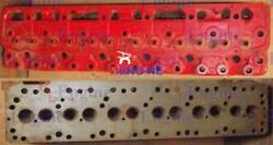 Cylinder Head Remachined Allis Chalmers 301 2 Cyl Diesel Cn 4020083 Bare