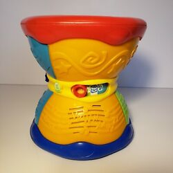 Leap Frog Learn And Groove Alphabet Drum English/spanish