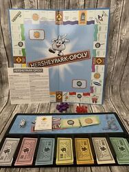Hersheypark-opoly Board Game Collectible 2nd Edition Complete