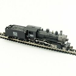 Model Power 876221 N Scale Boston And Maine 4-4-0 American W Sound And Dcc