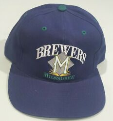 Vintage Milwaukee Brewers Hat - New W/out Tags -