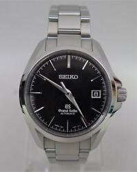 Free Shipping Pre-owned Grand Seiko Mechanical Master Shop Limited Sbgr067