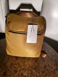 A New Day Women#x27;s Crossbody Backpack Gold $12.00