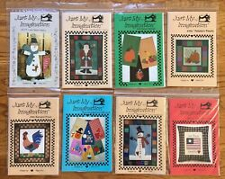 New Jmi Sewing And Quilt Patterns Original Designs Crafts Quilts Dolls You Pick