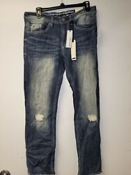 Designer For Your Daily Pleasure Spencer X Straight Jeans By Buffalo VARIETY C31 $26.95