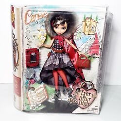 Ever After High Legacy Day Cerise Hood Doll Mattel New